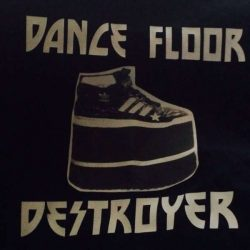 Dance Floor Destroyer DJ Mesh